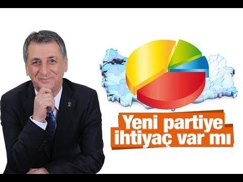 Mahmut Övür    Yeni Partiye Ihtiyaç Var Mı