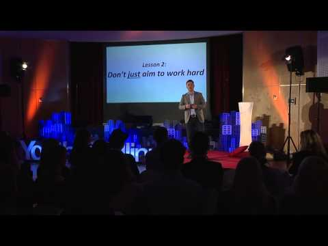 What do top students do differently?   Douglas Barton   TEDxYouth@Tallinn