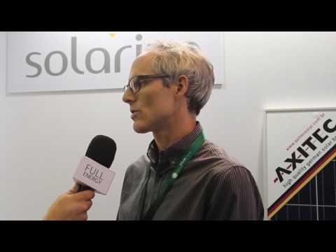 Brasil Solar Power - Solarize, BYD Energy e Fockink