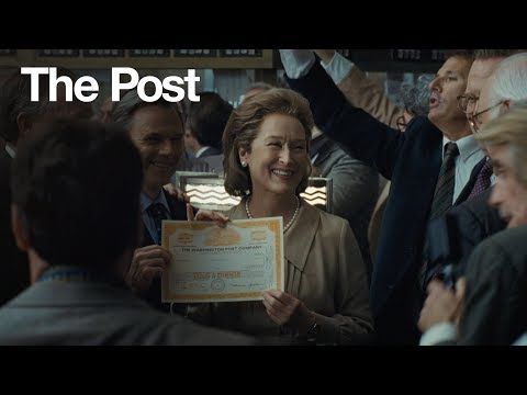 The Post | Who's Who | 20th Century FOX streaming vf