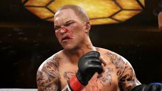 UFC 3 - G.O.A.T Career Mode Trailer