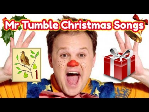 Mr Tumble Christmas Special | Something Special Christmas songs | Christmas songs collection