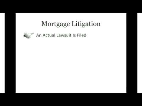 Mortgage Litigation Triumphs Over Mortgage Securitization Outrage!
