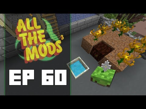 ATM 3: The Lost Cities Ep 60 | Flower Power! | Dolinmyster Plays All The Mods 1.12
