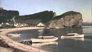 Repeat youtube video Vieux film de l'Île-Bonaventure-et-du-Rocher-Percé