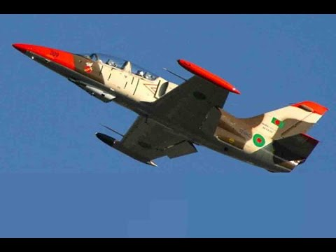 Training aircraft is landing & Flying from Jessore Airport, Bangladesh.