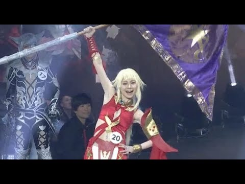 Watch the Charming Cosplayers of Tokyo FanFest in Action – Tokyo