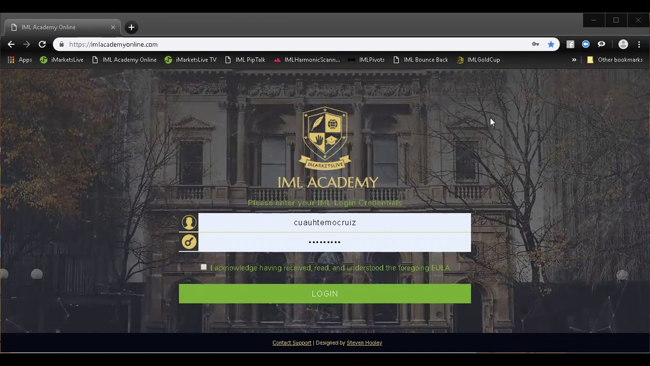 IML ACADEMY - YouTube
