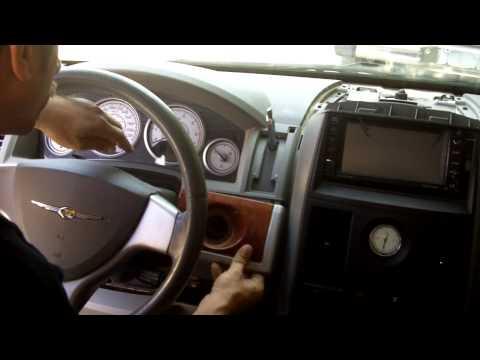 Assembling Dashboard Voyager 2008-2010