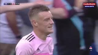 Chelsea - Leicester City 1-1 Maçın Geniş Özeti