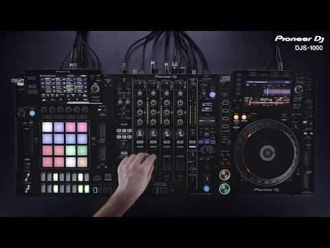 DJS 1000 Pionner  DJ    ADB www.adb.tn ©