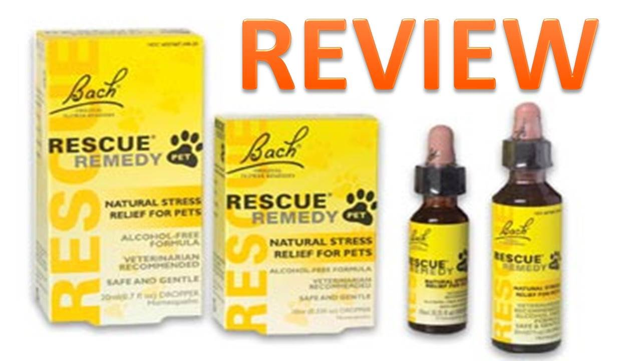 Repeat Bach Rescue Remedy Flower Essences 20ml Review by