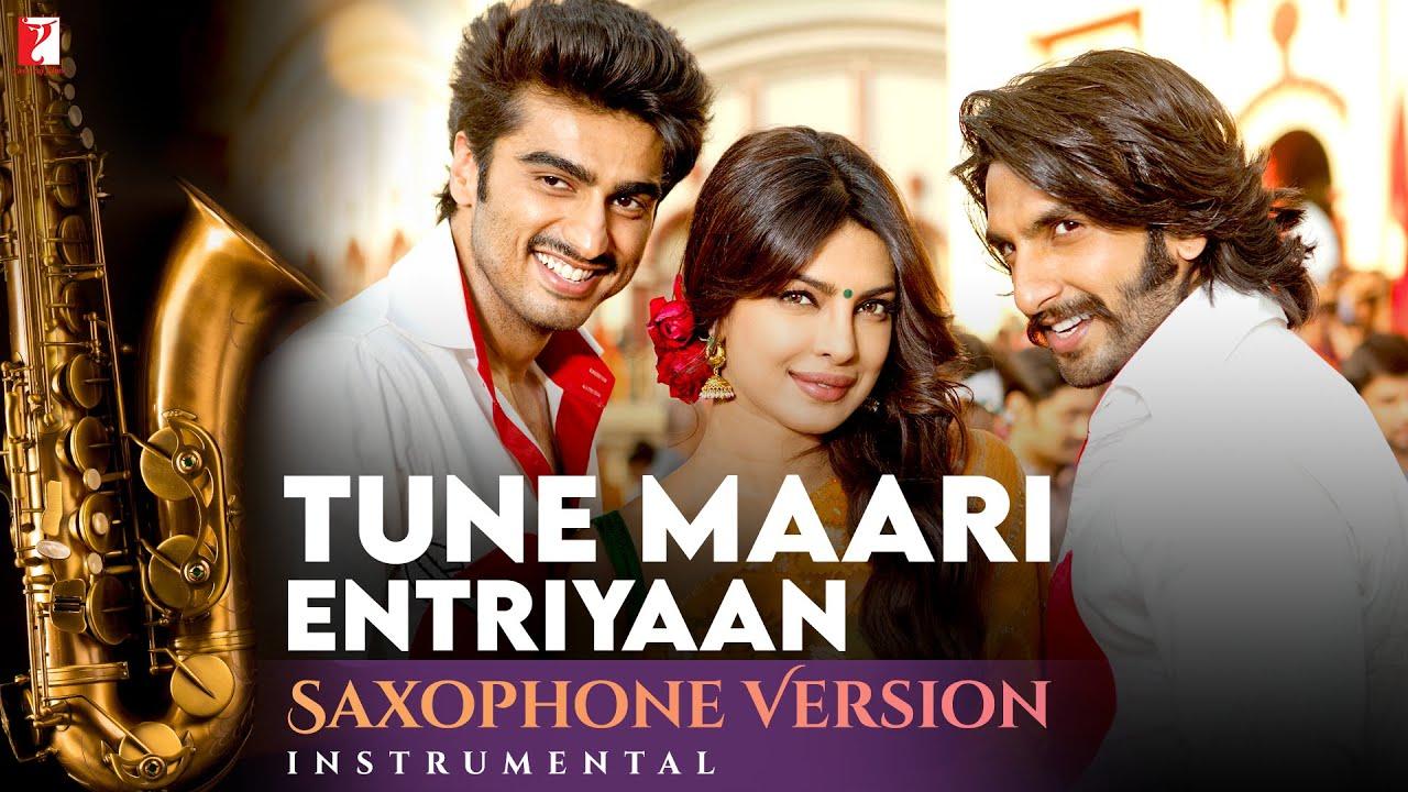 Saxophone Version | Tune Maari Entriyaan | Gunday | Shyamraj | Sohail Sen | Irshad Kamil
