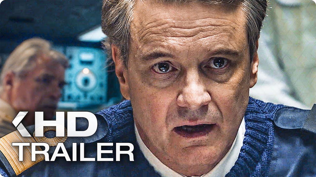 KURSK Trailer German Deutsch (2019)