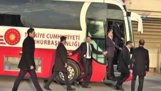 Cumhurbaşkanı Erdoğan'dan Şanlıurfa Valiliği'ne Ziyaret