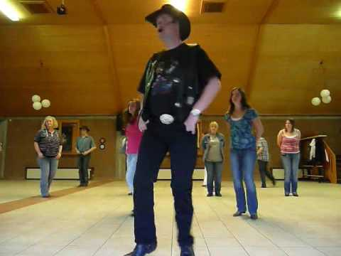 RED HOT SALSA  - Dave Sheriff  - Line Dance Kleve NRW