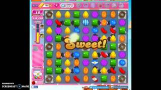 Candy Crush Level 878 help w/audio tips, hints, tricks