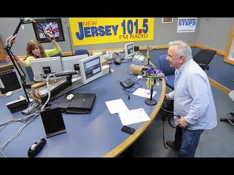NJ 101.5 suspends hosts Dennis & Judi for 'offensive comments' about N.J. attorney general.