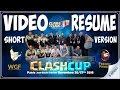 RESUMÉ : ClashCup 1er tournoi e-Sport CoC Fr