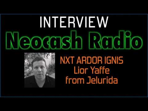 NXT, ARDOR, IGNIS ICO Explained! Interview with Lior Yaffe from Jelurida