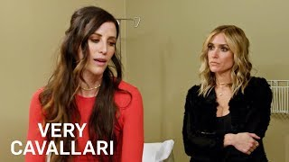 Kelly Henderson Receives Bad News From OBGYN | Very Cavallari | E!
