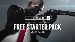 HITMAN™ 2 - Free Starter Pack | Full Gameplay