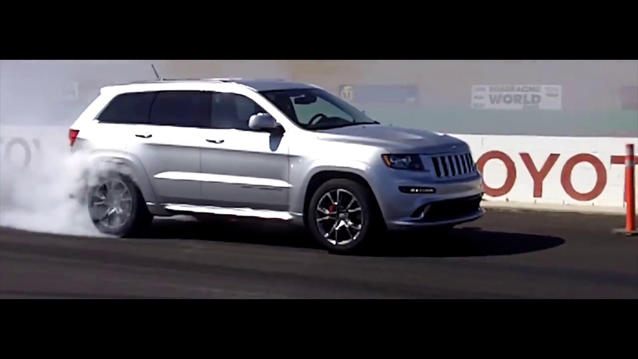 622e245780b Jeep Srt8 BurnOut Compilation - YouTube