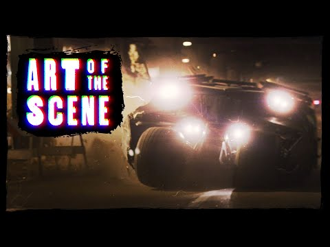 Why Batman Begins' Tumbler Chase Is The Best Bat-chase Ever | Art Of The Scene