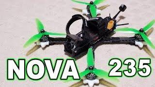 Nova Amazon Drone Build Flight 🚁