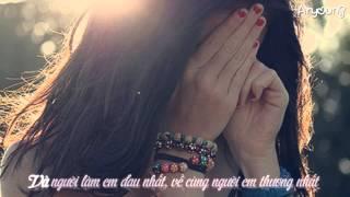 Phạm Quỳnh Anh - Mỗi Thứ Em Thêm Vào Tình Yêu [w/ lyrics]