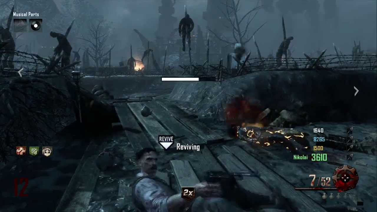 Cod Black Ops 2 Zombies: Origins review.