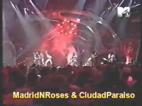 "Slash with Blackstreet: ""Fix"" (live MTV Europe Awards 1997)"