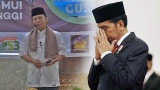 Viral Video Gus Nur Ceramah di Solo: Jokowi Haram, yang Pilih Jokowi Keluar dari Masjid!
