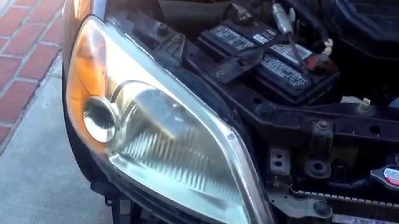 2001 Honda Civic Headlight Diagram - Radio Wiring Diagram •