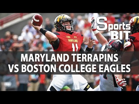 Sports BIT | Maryland Terrapins vs Boston College Eagles | NCAAF Picks