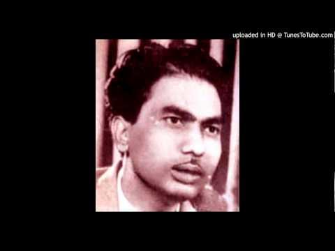 O JANEWALE DIL KI LAGI KO BUJHA.MUKHDA (1951). ASHA BHONSALE--  ?.