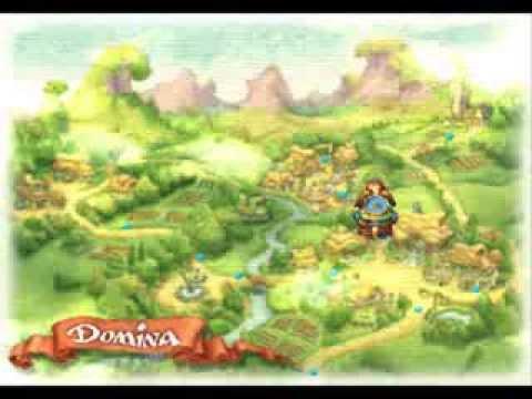 Legend of Mana прохождение 1 серия (Необычная профессия Никколо,Мудрость Гаэуса,Сады Маны)