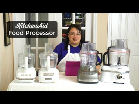 KitchenAid Food Processor Old Vs New ~ Whatu0027s Up Wednesday ~ Amy Learns To  Cook