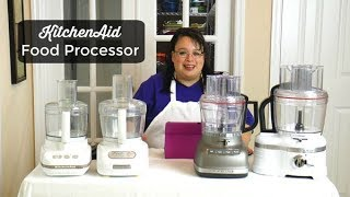 KitchenAid Food Processor Old vs New ~ What's Up Wednesday ~ Amy Learns to Cook