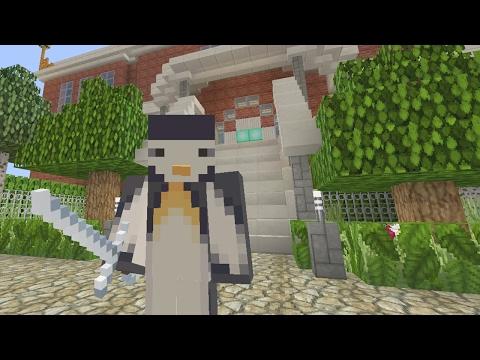 Minecraft Xbox - Murder Mystery - Cluedo