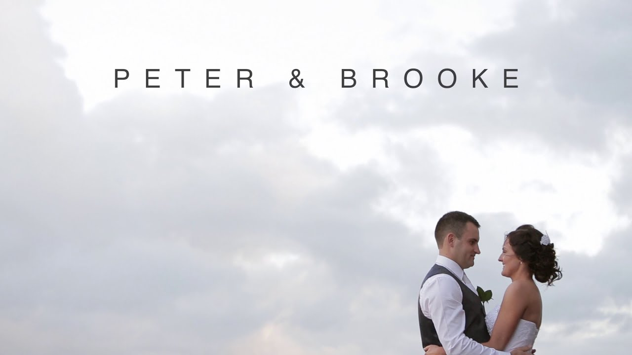 Peter & Brooke // Wedding Highlight Video // Panorama House ...