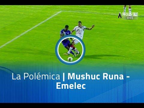 Mushuc Runa Emelec Goals And Highlights