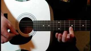 Пицца-вторник (видео урок как играть на гитаре)