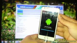 How to install Cyanogenmod 12.1 ROM on Samsung Galaxy S2