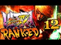 Fists of Fire - #12 | Ultra Street Fighter IV Ranked Matches