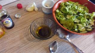 Вкусный салат с семечками. Худеем к лету