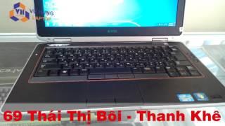 Dell Latitude E6320 - Intel Core i5-2520M 2.53GHz
