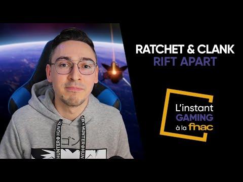 L'instant Gaming à la Fnac : Ratchet & Clank Rift Apart, la claque next-gen