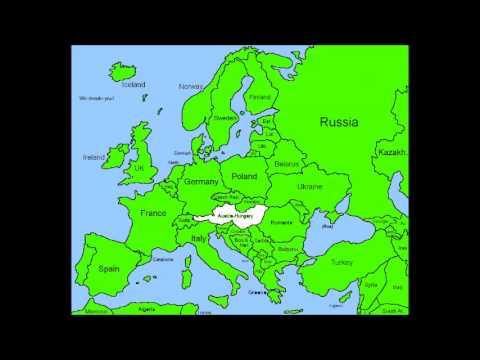 Future of Europe Part 1: New Austria-Hungary