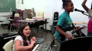 Girls Rock Philly Summer Camp 2013 trailer 2